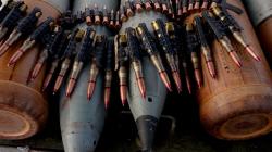 Военные Нацармии незаконно торговали вооружением