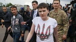 Савченко объявила о готовности стать президентом Украины