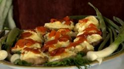 «Готовим вкусно». Белорусское национальное блюдо «Дважды запеченная картошка»