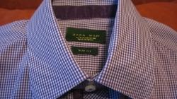 Роскачество признало опасными мужские рубашки Zara и Mango