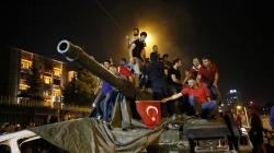Эрдоган допустил введение смертной казни в Турции