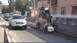 В разгаре сезон ремонта дорог
