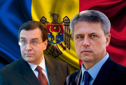 В гонку вступили противоположности: Лупу, который сохранит режим и Чубашенко, который его уничтожит