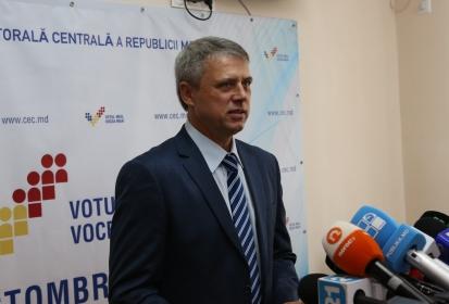 Дмитрий Чубашенко – официальный кандидат на пост президента Молдовы