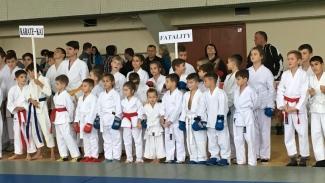 Бельцкие каратисты привезли из Кишинева 28 медалей