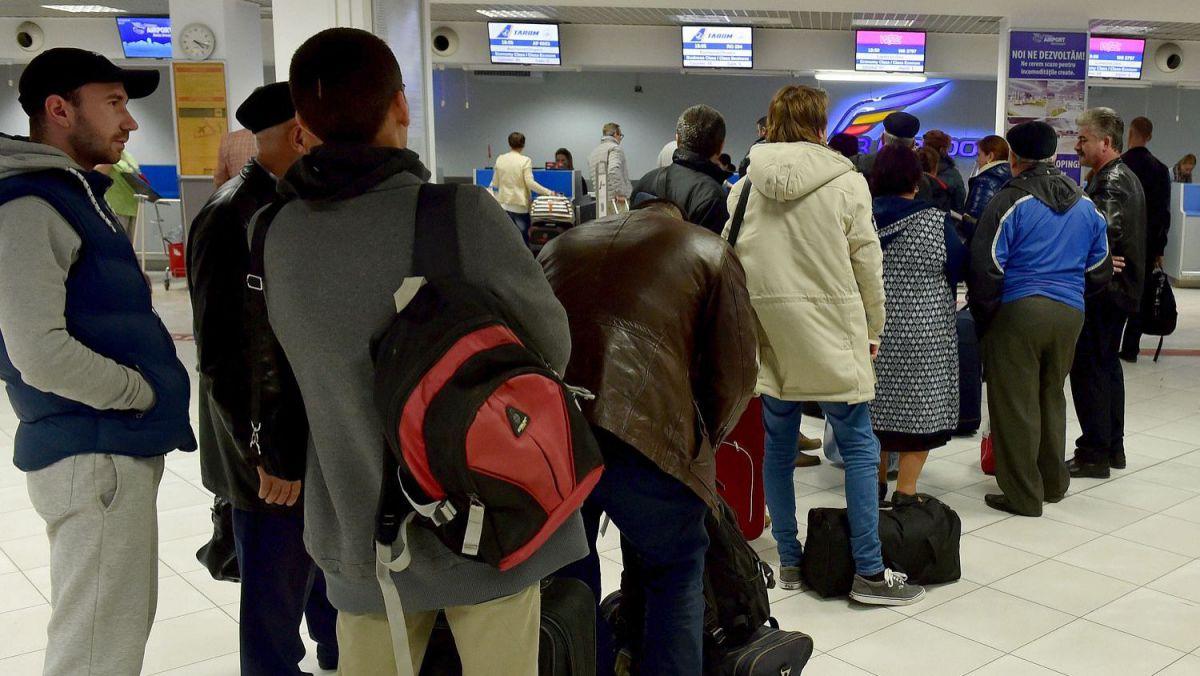 Молдавские мигранты