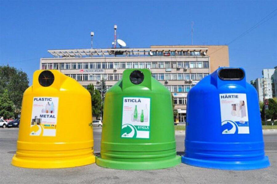 reciclarea deșeurilor