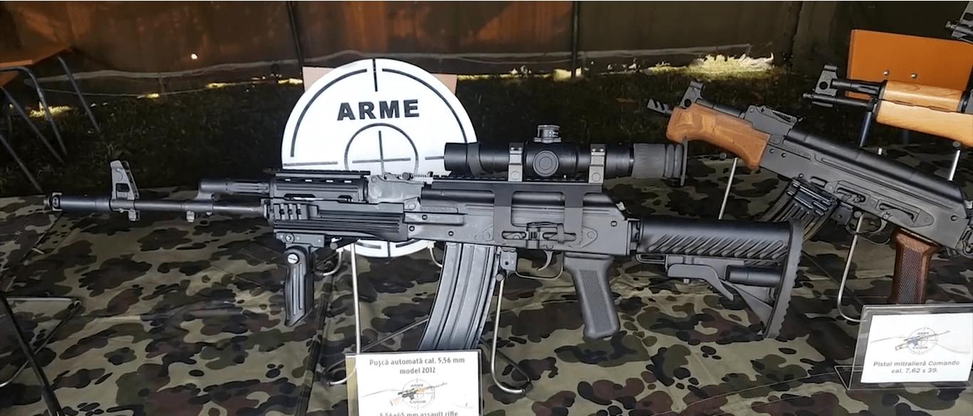 armă de asalt