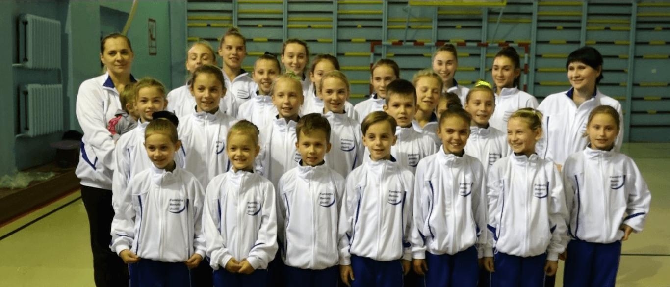 бельцкие гимнасты