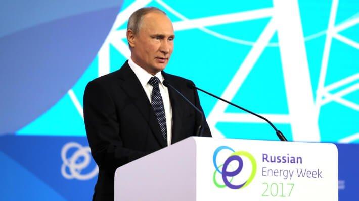 Путин выборы-2018