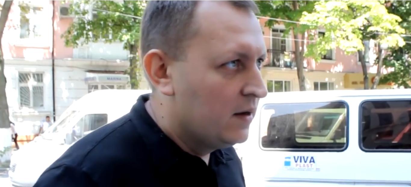 об отъезде Петренко из Молдовы