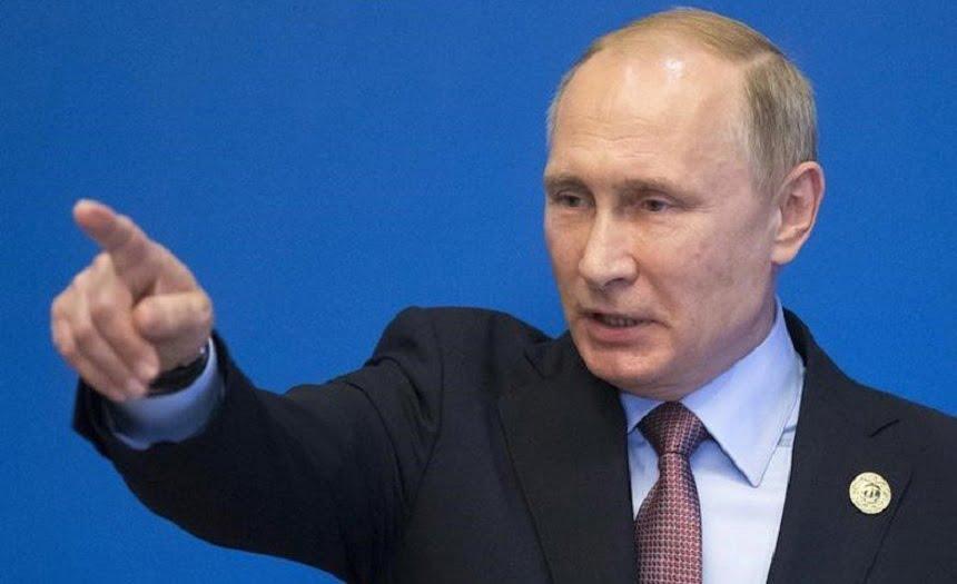 Vladimir Putin avertizează SUA
