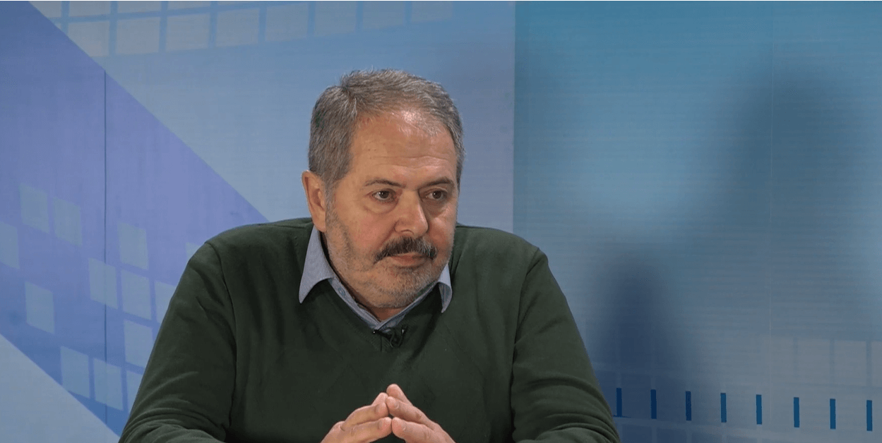 politologul Victor Josu