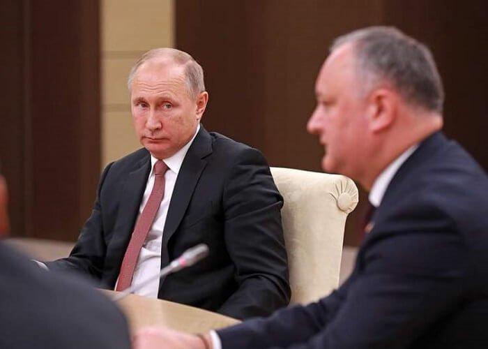 КСМолдавии придумал, как запретить русские каналы  вобход президента