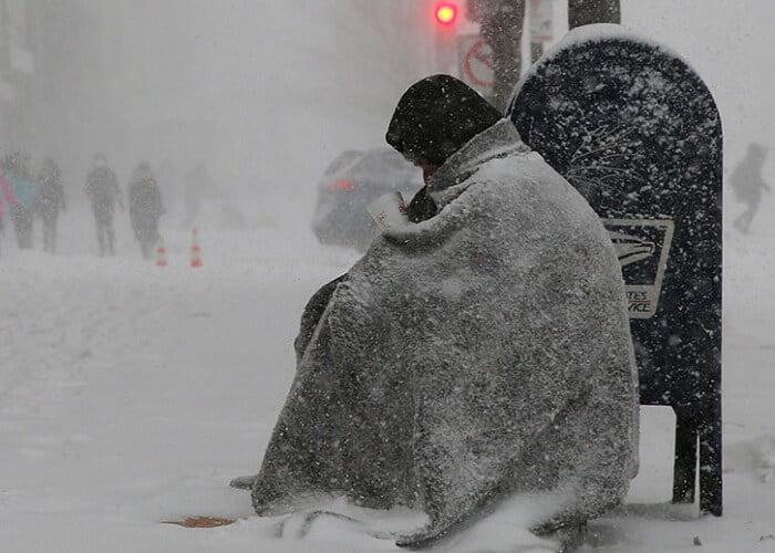 16 человек погибли вСША из-за аномальных холодов иснегопадов